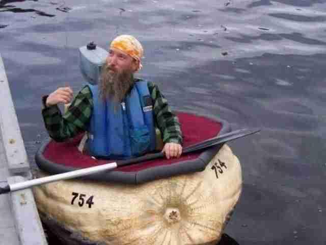 Βάρκα κολοκύθα