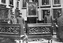 Η κλοπή της Μόνα Λίζα, 1911