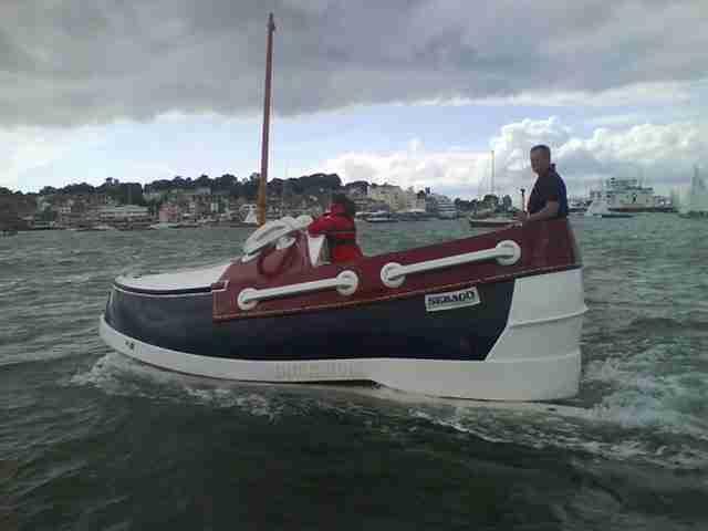 Βάρκα παπούτσι