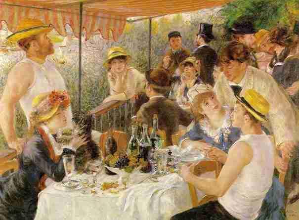 Πως θα αναγνωρίζετε διάσημους ζωγράφους από τα έργα τους