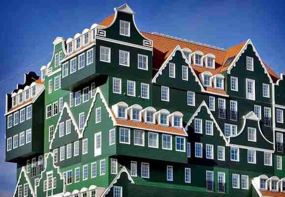 18 παράξενα ξενοδοχεία από όλο τον κόσμο