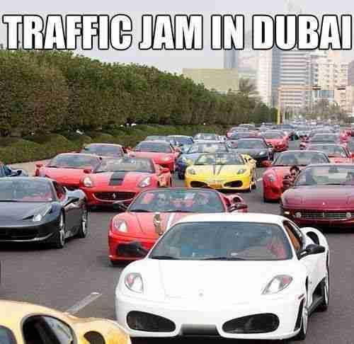 Μόνο στο Ντουμπάι