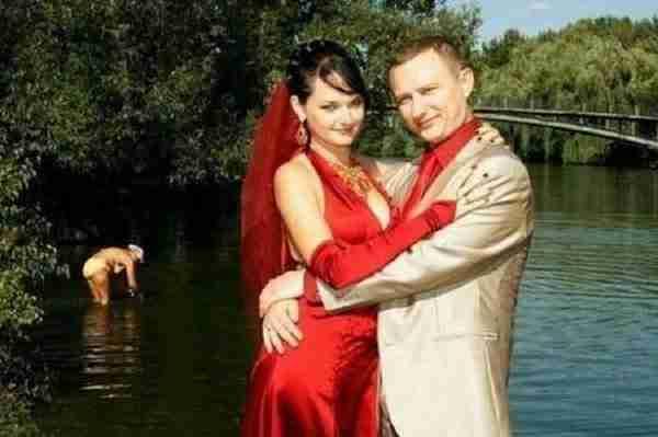 Καταστρέφοντας μια φωτογραφία γάμου
