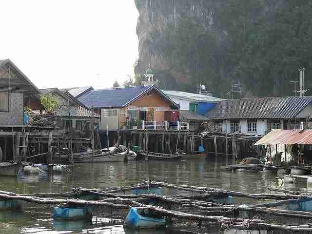dinfo.gr - 10 υπέροχα χωριά που επιπλέουν στο νερό