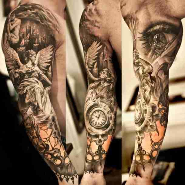 dinfo.gr - 42 ασυνήθιστες αλλά και πολύ έξυπνες ιδέες για τατουάζ