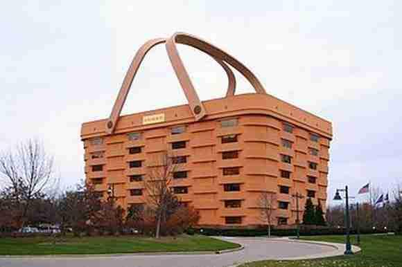 dinfo.gr - 10 κτίρια εταιριών που μοιάζουν με τα προϊόντα που εμπορεύονται