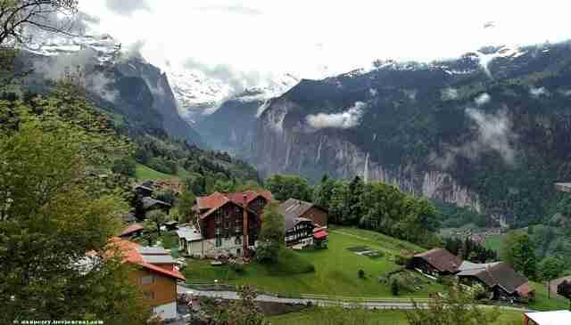 Wengen-Switzerland