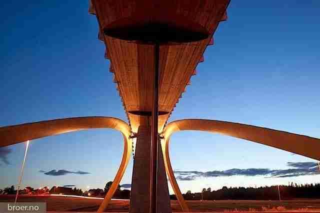 dinfo.gr - Η γέφυρα που κατασκευάστηκε με βάση σχέδιο του Ντα Βίντσι