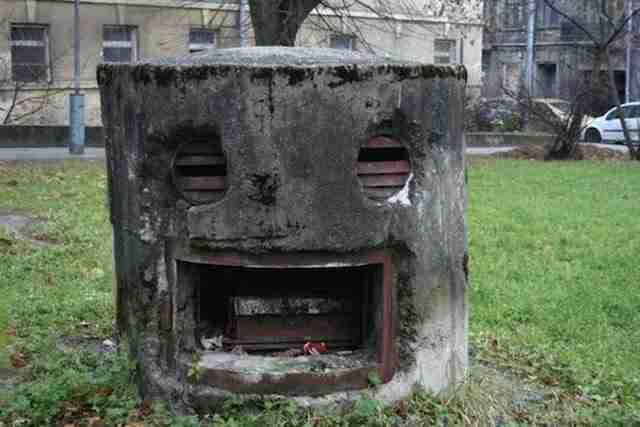 dinfo.gr - Ανακαλύπτοντας πρόσωπα σε καθημερινά αντικείμενα