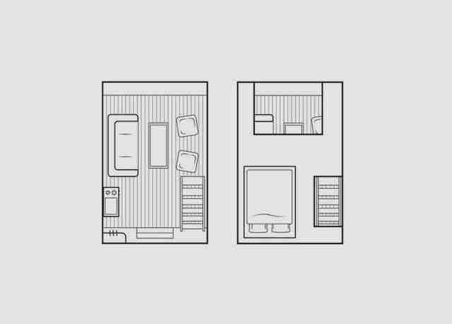 dinfo.gr - Έχτισε σπίτι τόσο μικρό που δεν χρειάζεται καν άδεια!