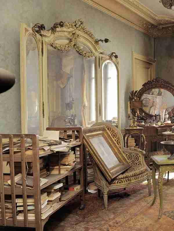 dinfo.gr - Διαμέρισμα «χρονοκάψουλα» από το 1942 ανακαλύφθηκε στο Παρίσι