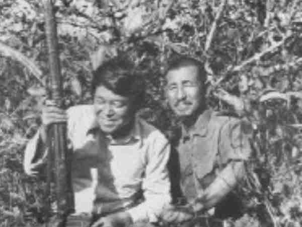 dinfo.gr - Ο στρατιώτης του Β Παγκοσμίου που δεν ήξερε ότι τέλειωσε ο πόλεμος!