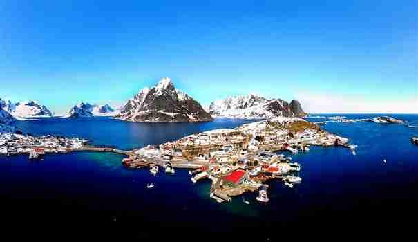 dinfo.gr - Τα 13 πιο γραφικά χωριά του χειμώνα!