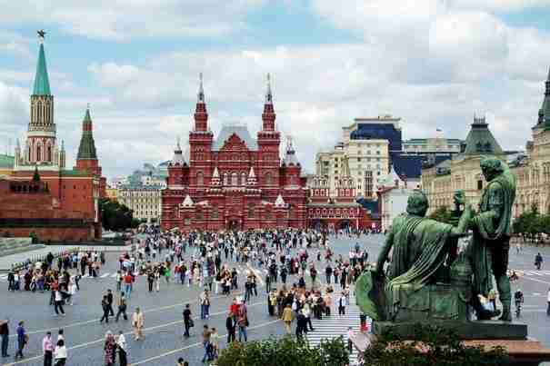 dinfo.gr - Οι 8 ιστορικότερες πλατείες στον κόσμο!