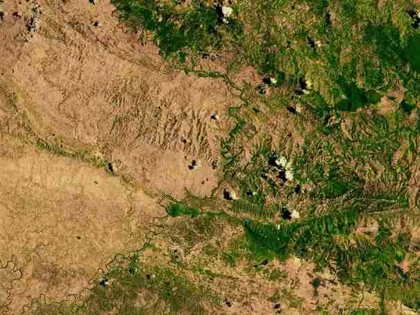 dinfo.gr - 25 φωτογραφίες από τα πιο εντυπωσιακά σύνορα του κόσμου