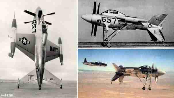 dinfo.gr - Tα πιο παράξενα αεροπλάνα που κατασκευάστηκαν ποτέ!