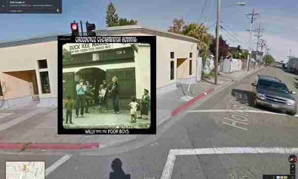 dinfo.gr - Διάσημα άλμπουμ φωτογραφίζονται στο τοπίο που υπάρχει στο εξώφυλλο τους!