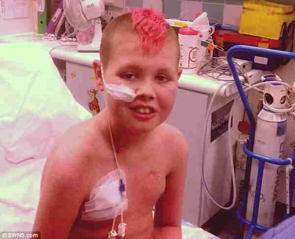 dinfo.gr - Αυτό το παιδί είχε προγραμματίσει τη κηδεία του. Αυτό όμως δεν είναι το απίστευτο της ιστορίας!