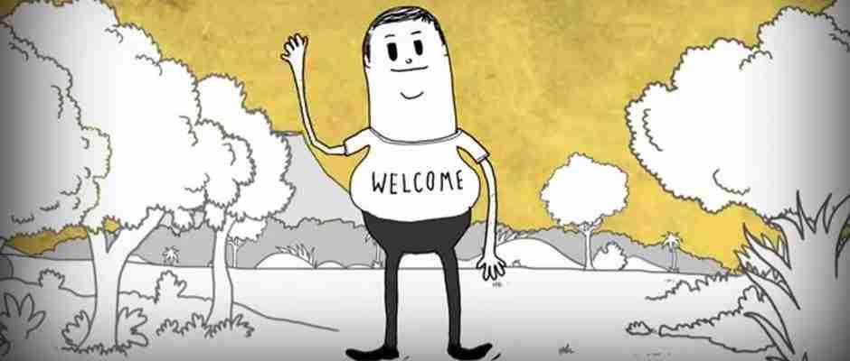 dinfo.gr - Έξυπνο animation παρουσιάζει το ταλέντο του ανθρώπου να καταστρέφει τα πάντα γύρω του