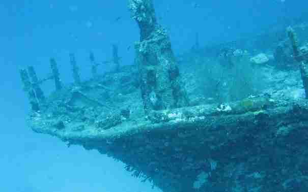 dinfo.gr - Τα δέκα πιο συγκλονιστικά ναυάγια στον κόσμο!