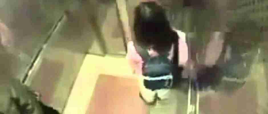 Ένας άντρας που προσπάθησε να απαγάγει ένα μικρό κοριτσάκι δεν περίμενε ποτέ αυτό που ακολούθησε