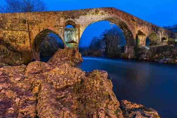 30 υπέροχες γέφυρες που κάνουν τον κόσμο μας λίγο πιο μαγικό.