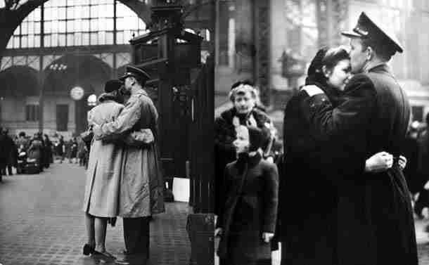 30 από τις πιο ρομαντικές στιγμές που κατέγραψε η κάμερα