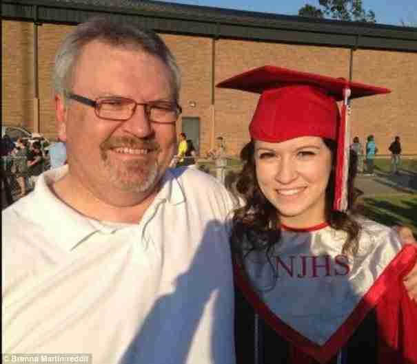 Για 13 χρόνια ένας πατέρας ετοίμαζε κρυφά ένα δώρο για την κόρη του. Δείτε τι ήταν..