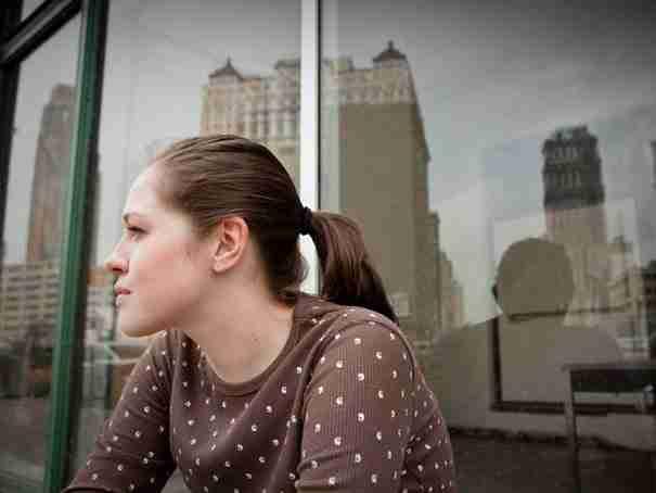 Η 24χρονη που βρήκε έναν έξυπνο τρόπο να βελτιώσει τη ζωή των άστεγων της περιοχής της