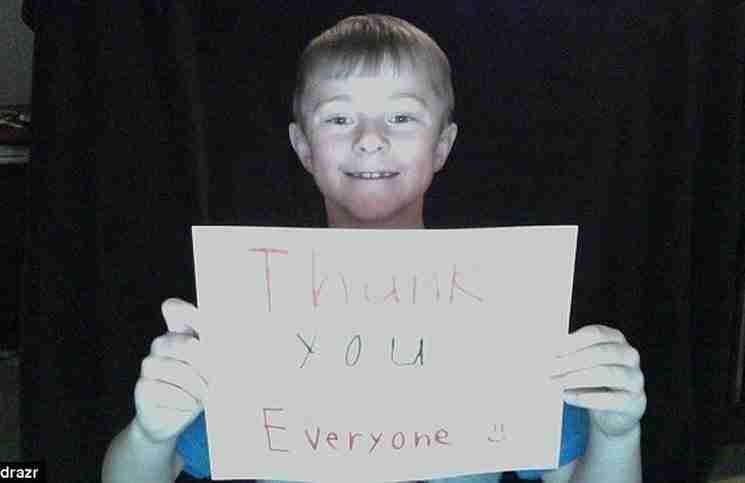 Δείτε τι έκανε ένας 8χρονος όταν είδε ότι υπήρχαν συμμαθητές του που δεν είχαν χρήματα για φαγητό