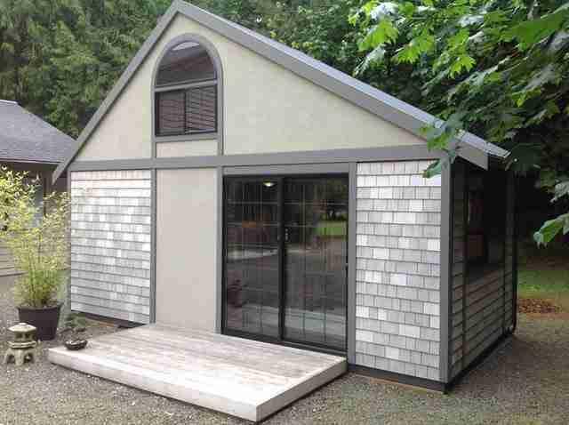 Μπορεί ένα σπίτι μόλις 26 τετραγωνικών να κρύβει τόση ομορφιά; Η απάντηση είναι ναι!