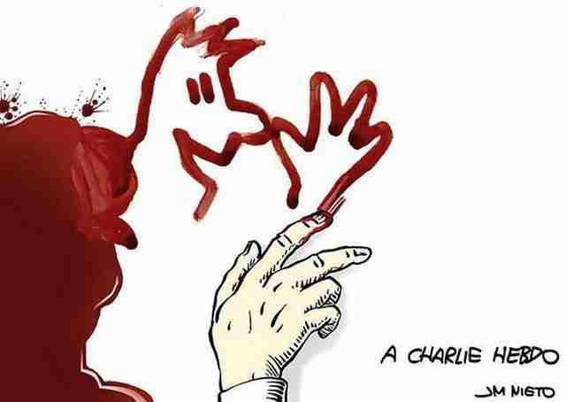 Σκίτσα με αίμα