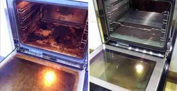 Πώς να καθαρίσετε το φούρνο σας πανεύκολα , οικονομικά και οικολογικά