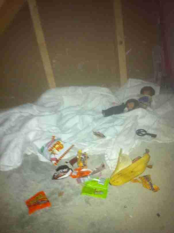 Βρήκαν ένα μυστικό δωμάτιο στο σπίτι τους. Αυτό που υπήρχε μέσα ήταν πολύ τρομακτικό!