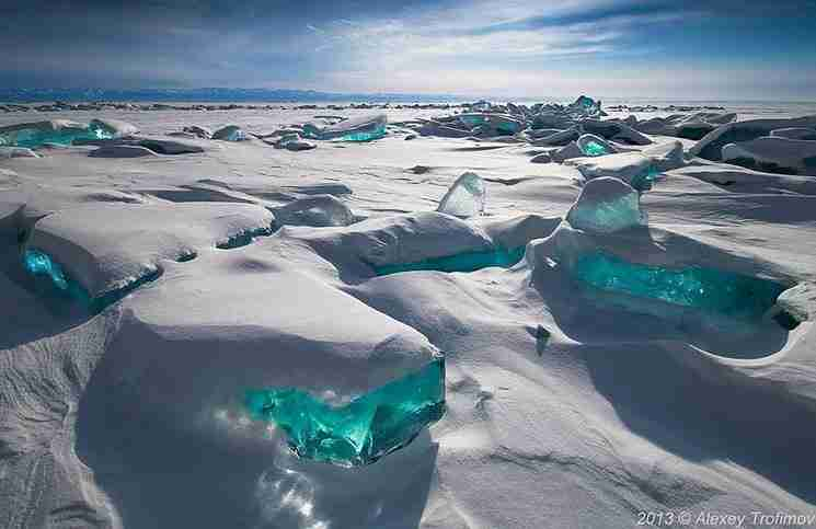 Λίμνη Βαικάλη, Ρωσία