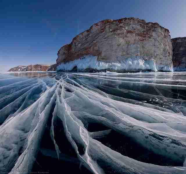 Λίμνη Βαϊκάλη, Ρωσία