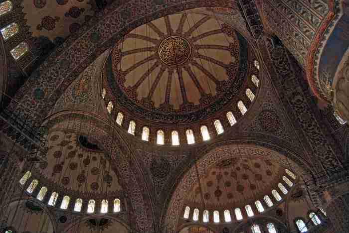 Σουλτάν Αχμέτ Τζαμί, Κωνσταντινούπολη, Τουρκία