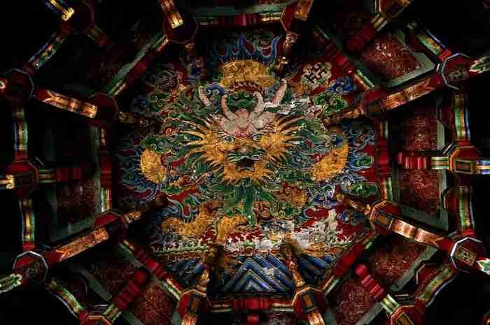 Ναός Lungshan, Lukang, Ταϊβάν