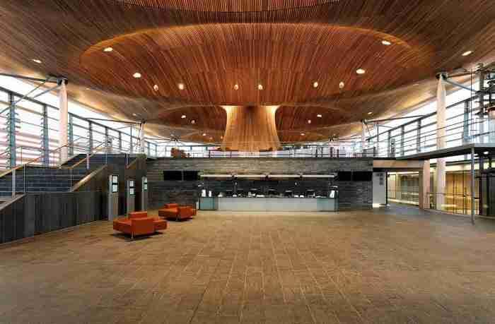 Κτίριο Εθνικής Συνέλευσης, Ουαλία