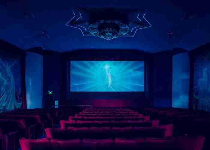 Θέατρο Orinda στη Καλιφόρνια