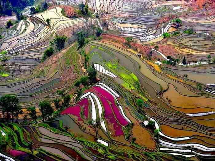 Yuanyang County, Κίνα