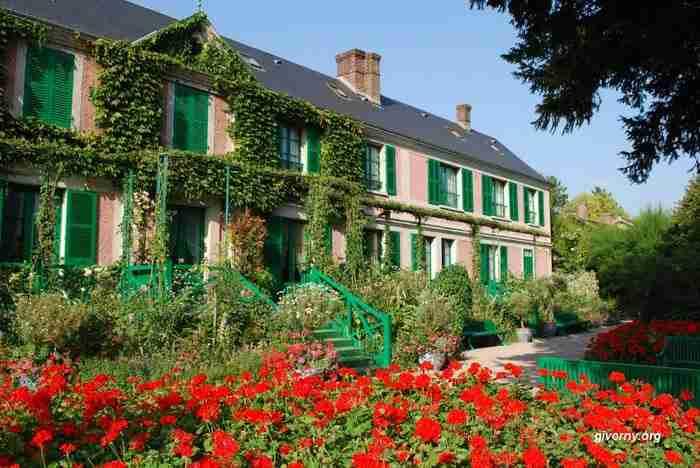 Κήπος Μονέ, Ζιβερνί, Γαλλία
