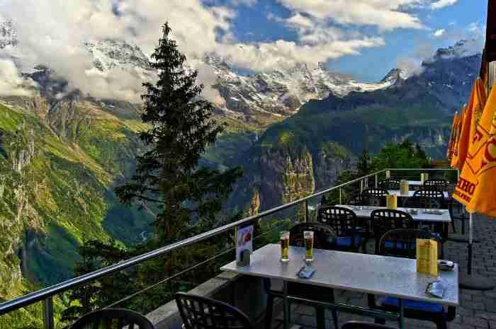 Ξενοδοχείο Edelweiss στη Murren, Ελβετία