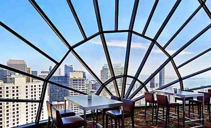 Το View στο Σαν Φρανσίσκο, Καλιφόρνια