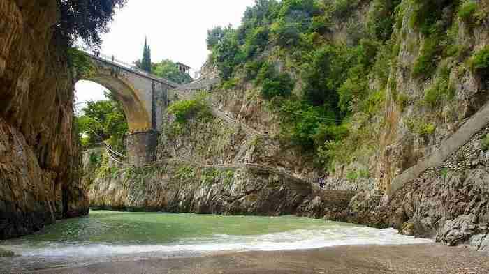 Οι τοπικές αρχές έχουν κάνει το φιόρδ ένα πολύ ελκυστικό τουριστικό σημείο.