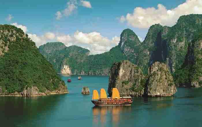 Ha Long Bay, Βιετνάμ