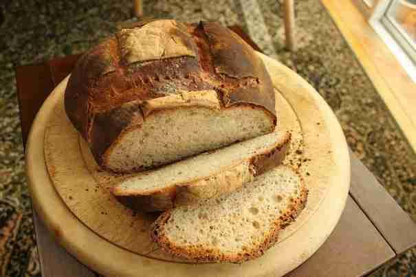 Το αλμυρό ψωμί του ειδυλλίου