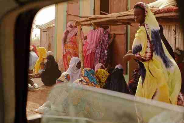 Γάμος στην Μαυριτανία