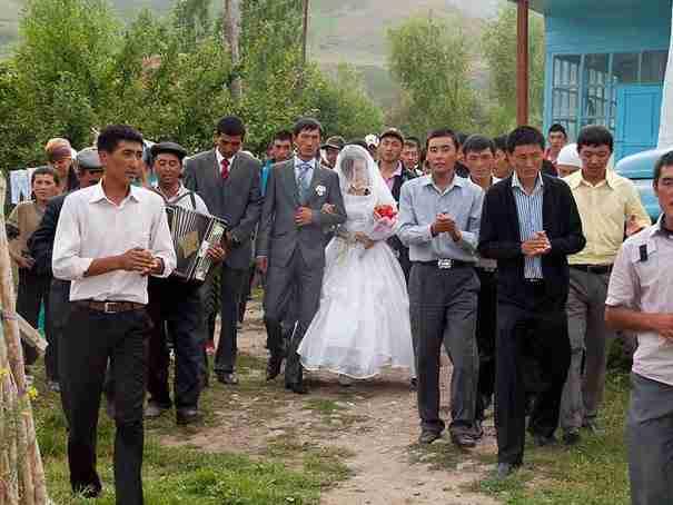 Η απαγωγή της νύφης