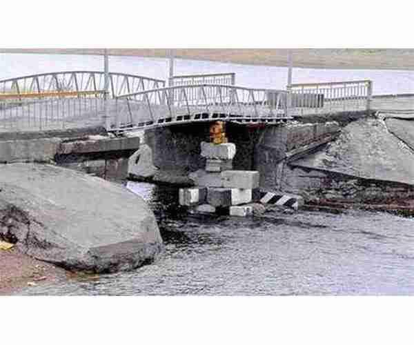 Θυμηθείτε να αποφύγετε αυτή τη γέφυρα!